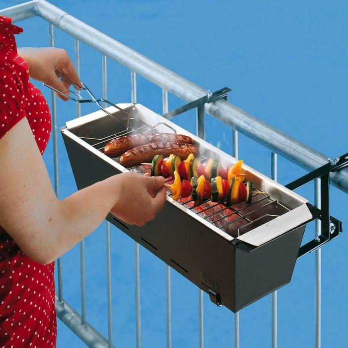Интересная идея для балкона
