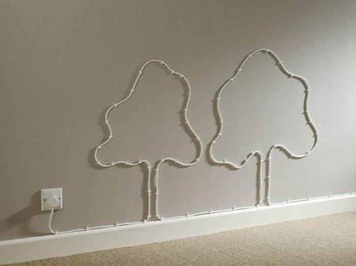 1. Милые деревца