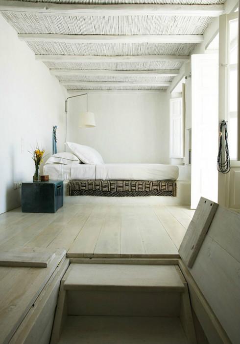 В средиземноморском стиле всё предельно просто и практично