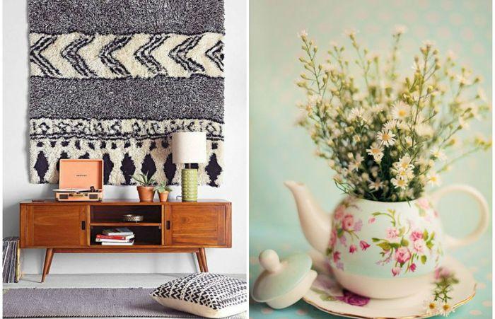 Необычные идеи для декора дома