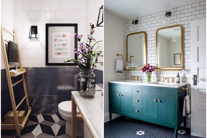 Маленькая ванная: 5 шагов к роскошному и функциональному интерьеру