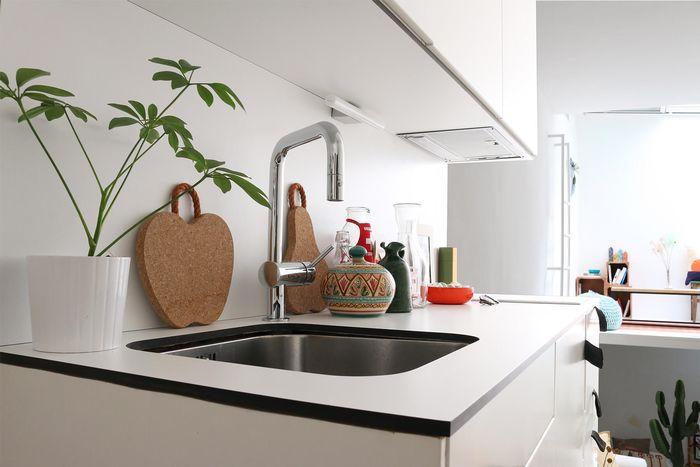 Стильное украшение кухни