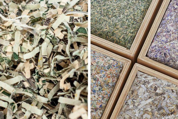 Мебель из отходов – модный тренд
