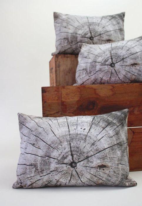 Пеньки на подушках