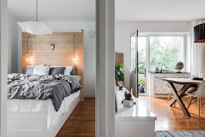 Лаконичная спальня