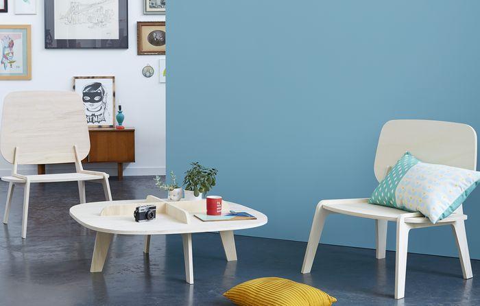 Французский дизайнер создал самую удобную мебель для маленьких квартир