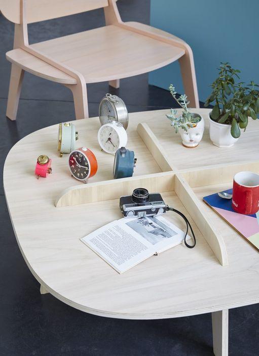 Стильный и лаконичный дизайн мебели