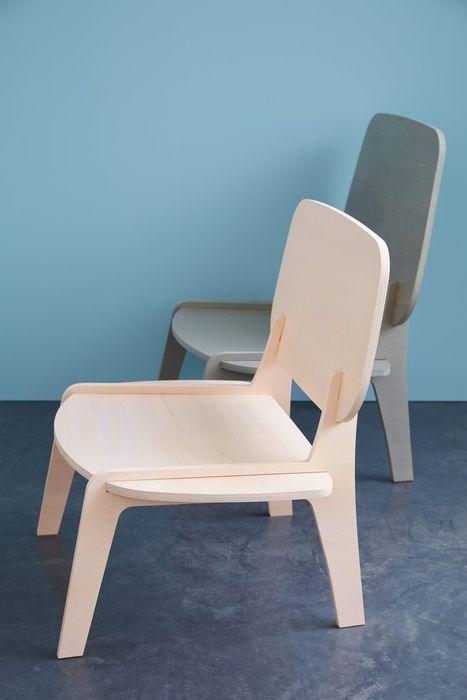 Изначально дизайнер создавал удобную мебель под себя