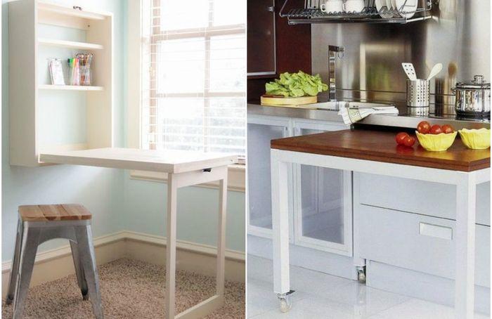 Столы для маленькой квартиры