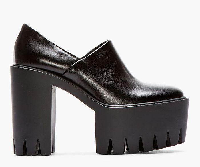 Брутальная женская обувь