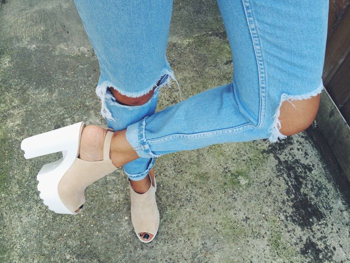 Обувь для стильных и смелых девушек