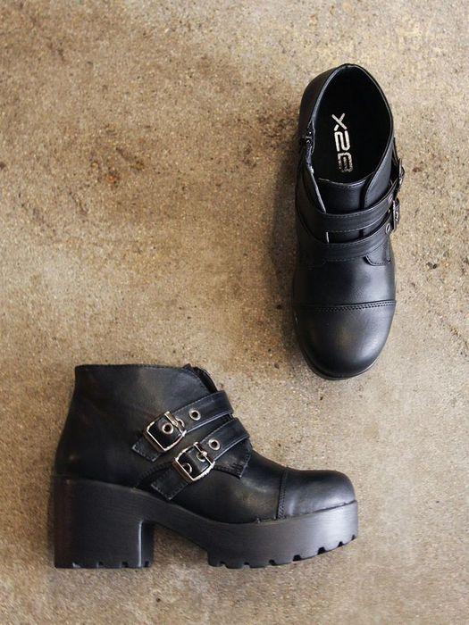 c520b29f0 Обувь на тракторной подошве – самый горячий тренд этой зимы
