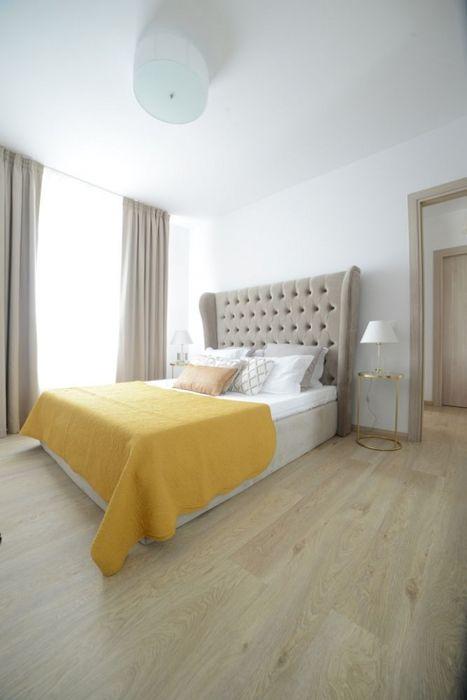 Элегантный дизайн спальни