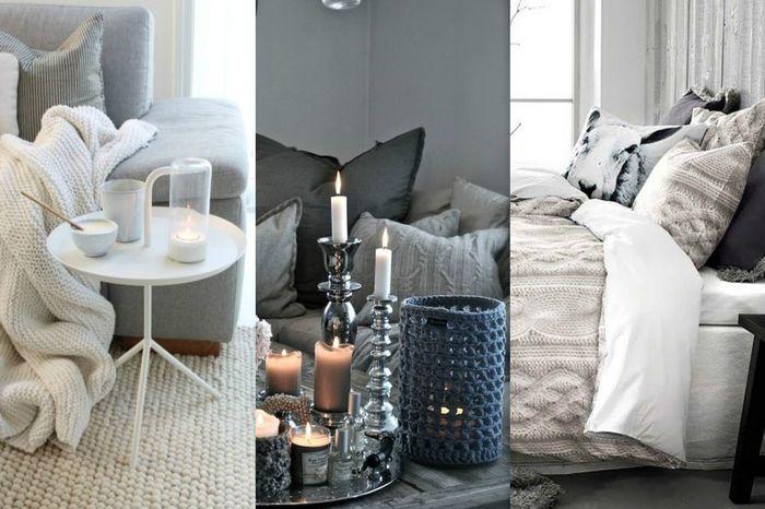 Вещи, которые сделают интерьер уютным