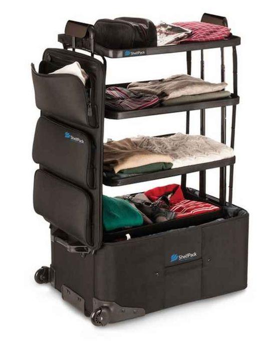 Гардеробная-чемодан