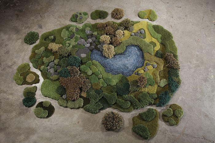 Самые реалистичные ковры в мире