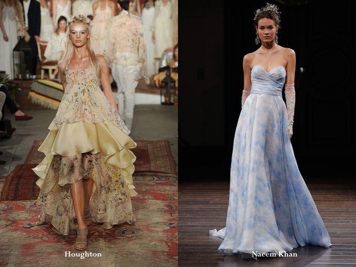 Красивые свадебные платья 2016