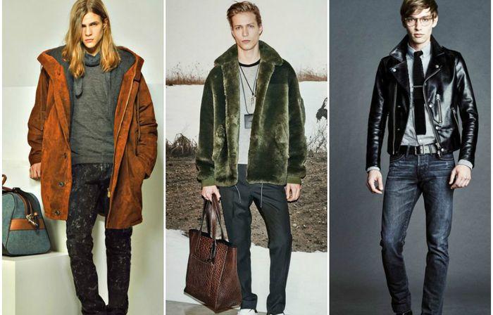 Модные мужские куртки: 10 самых актуальных трендов холодного сезона