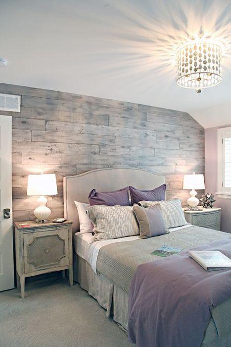 7. Красивый уместный декор в спальне