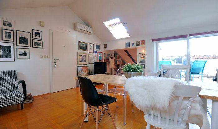 Квартира площадью 34 квадратных метра