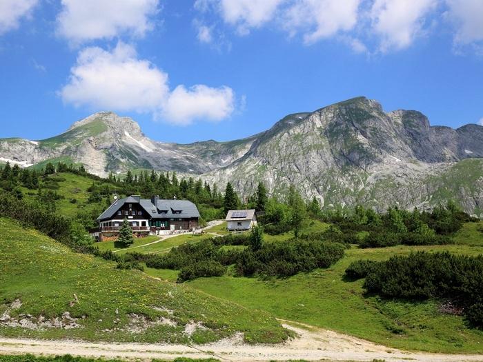 Австрия.