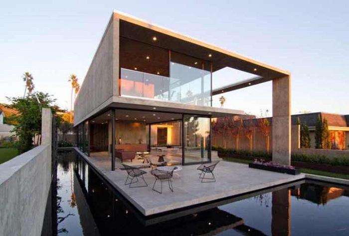 Вилла The Cresta, Калифорния, США.