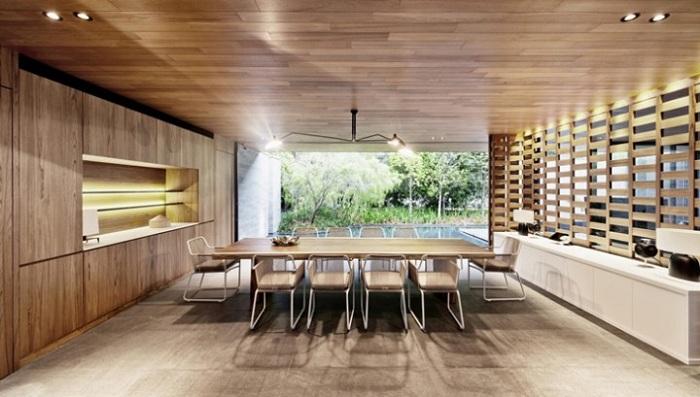 Прекрасный дом, Сингапур.