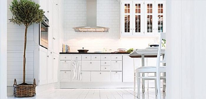 Хороший вариант преобразить кухню за счет современных тенденций, что станет самой настоящей находкой.