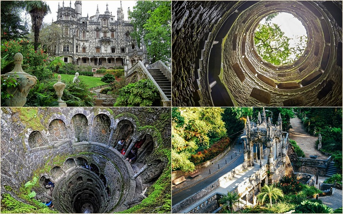 Кинта да Регалейра — дворцово-парковый комплекс неподалёку от Синтры (Португалия), на территории которого находятся романтический дворец в стиле неоготики, часовня и парк с озёрами, гротами, фонтанами и различными архитектурными капризами.