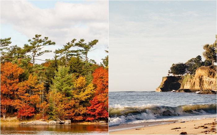 Акадия — единственный национальный парк в Новой Англии и первый действующий парк на востоке от Миссисипи. Туристы чаще всего посещают его в июле, августе и сентябре.