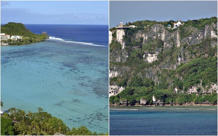 Остров Гуам входит в состав Марианских островов в Тихом океане и является самым крупным среди них. Причем здесь интересны не только пляжи и подводный мир, но и многочисленные другие достопримечательности.