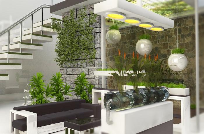 Отменное настроение и просто удачное решение для создания мини-сада дома, что может быть еще лучше.