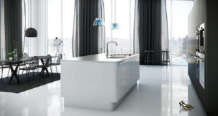 Контрастные и оригинальные решения что станут просто отображением особенного стиля любой из кухни.