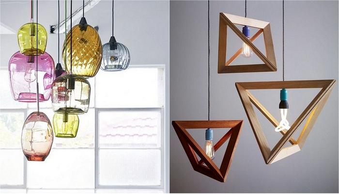 Невероятно оригинальные светильники, которые просто необходимо использовать в интерьере.