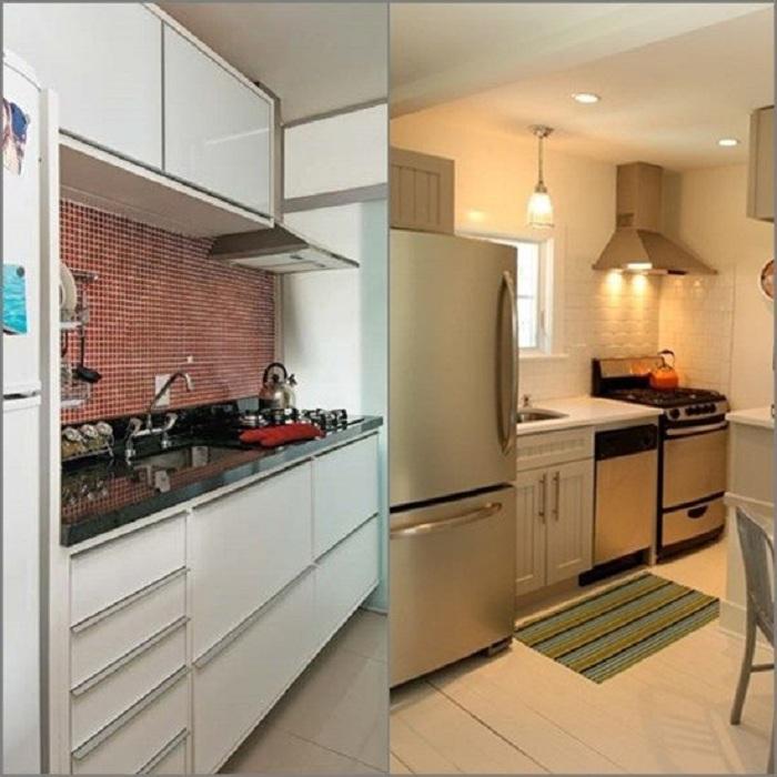 Красивый интерьер мини-кухни, что понравится мини-кухни, что понравится и станет просто незабываемым.