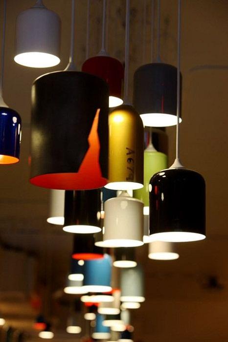 Симпатичные и очень красивые светильники, что подарят массу положительных эмоций.