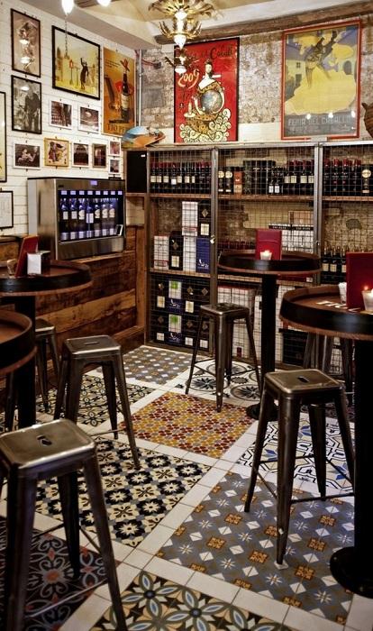 Bar Pepito, Лондон.