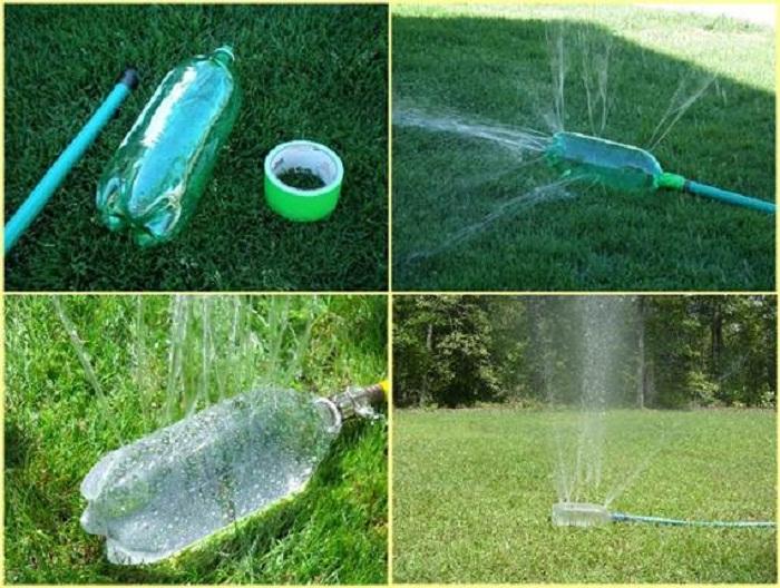 Отличное решение для оптимизации зоны для полива на огороде, что точно понравится.
