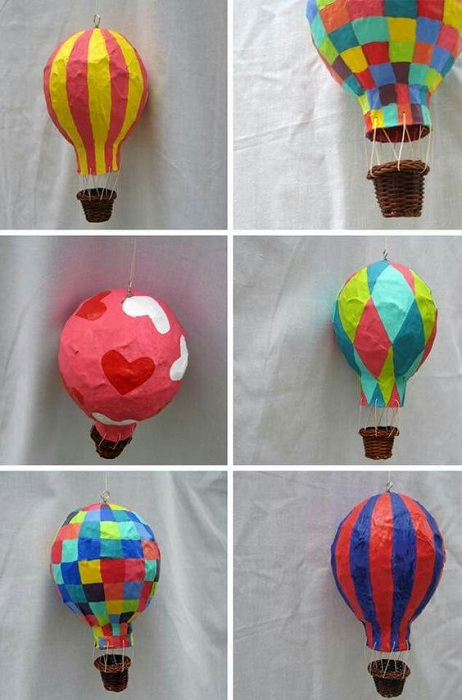 Собственноручно возможно создать один из лучших вариантов для оформления воздушной обстановки при помощи воздушных шаров.