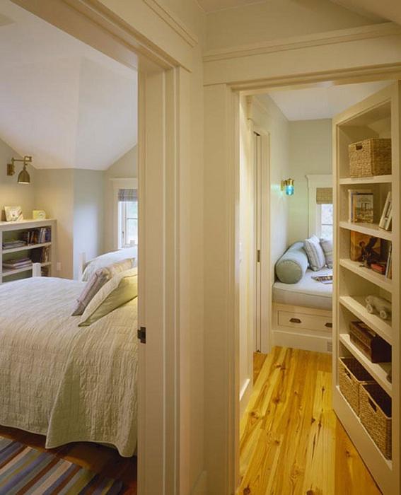 Уютная домашняя атмосфера для приятного времяпровождения с книгой.