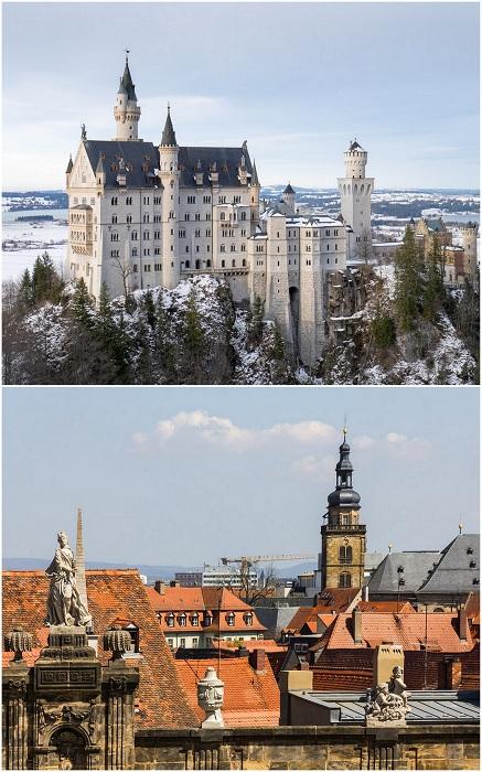 Бавария – самая большая и старейшая земля в Германии. Баварское самосознание и баварская государственность формировались на протяжении более чем тысячелетней истории. Это историческое наследие живо и сегодня.