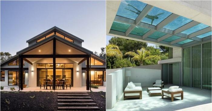 Отличные проекты особняков, которые вдохновят и порадуют глаз.