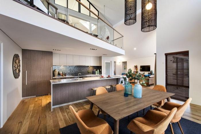 Современный особняк создан Джоди Купером, Австралия.