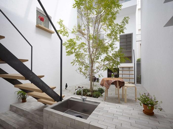 Создать уютную обстановку в доме возможно благодаря просто крутым и нестандартным решениям.