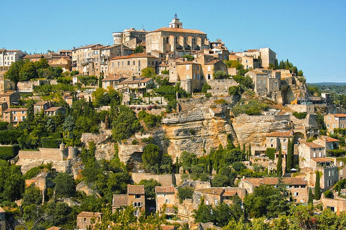 Город Горд входит в Ассоциацию красивейших городов Франции.