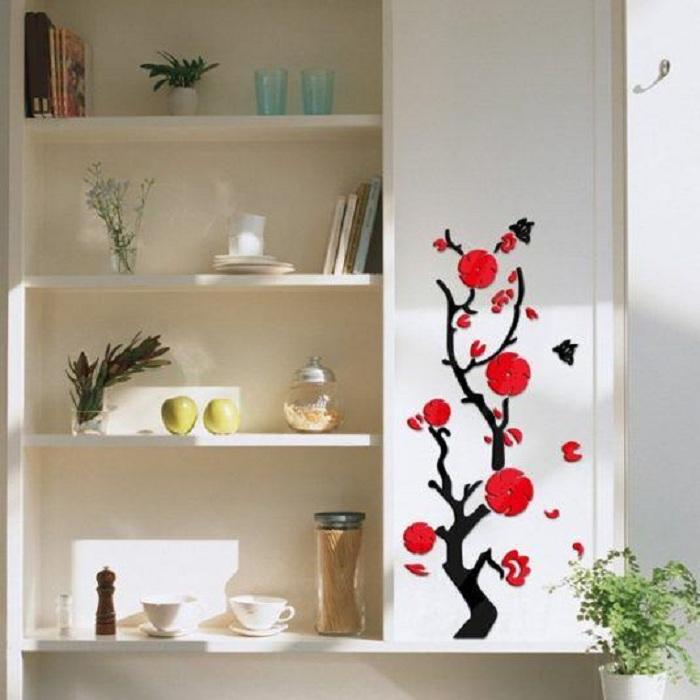 Хорошее и удачное решение создать самые лучшие варианты оформления шкафов и преобразить их по максимуму.