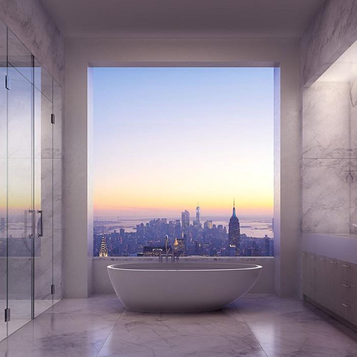 Впечатляющий обзор Нью-Йорка - крупнейшего города США, который расположен на берегу Атлантического океана.