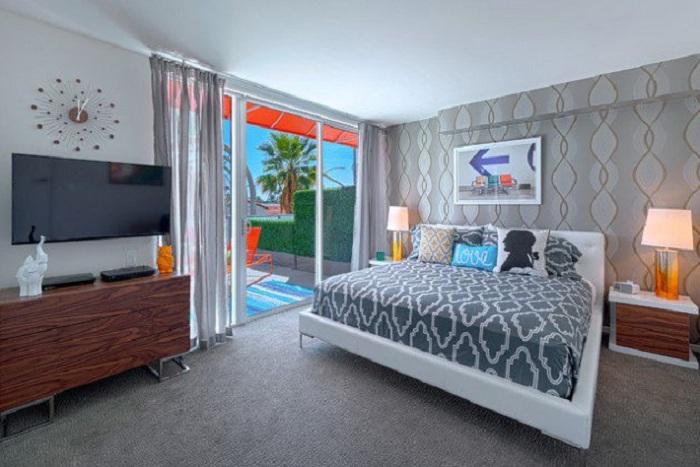 Спальня в стиле Средневековый модерн - для ценителей прекрасного.