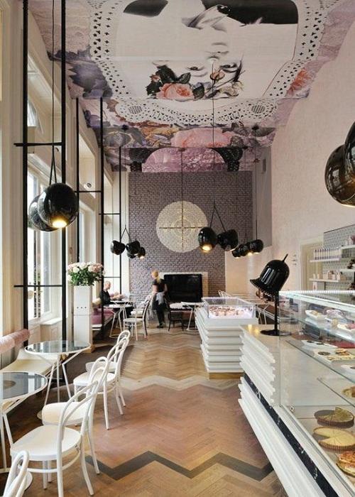 Кофейня Lolita Coffeehouse, Словения.