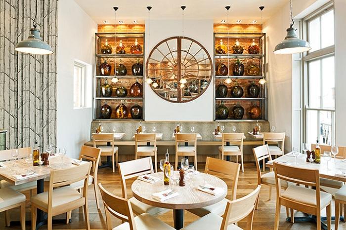 Ресторан Wildwood Billericay, Лондон.